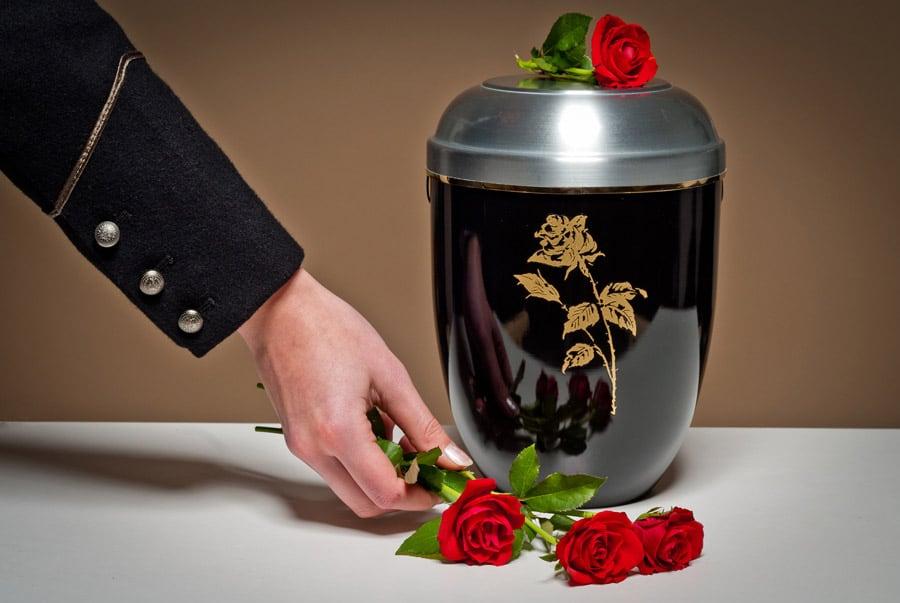 Urna pogrzebowa