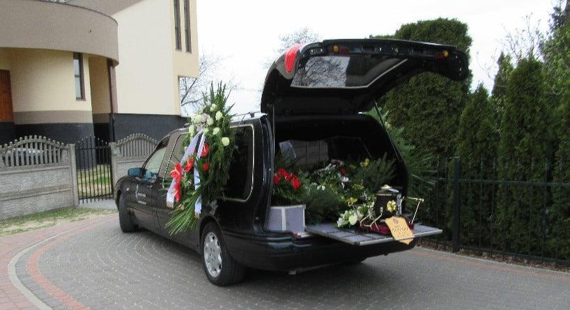 Zakład pogrzebowy Mokotów, Ochota